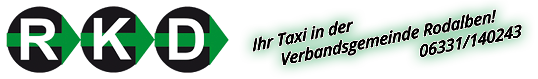 RKD - Rodalber Kurierdienst GmbH Logo